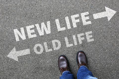 old-new-life-future-past-goals-success-decision-change-71097199